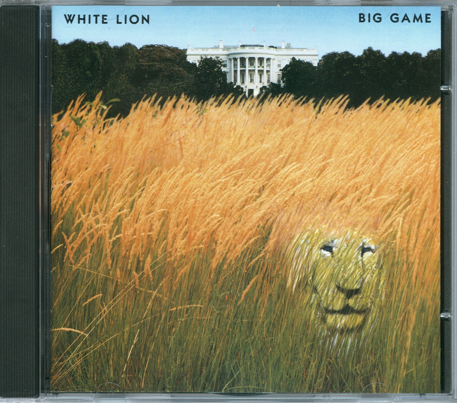 White Lion Big Game Discography